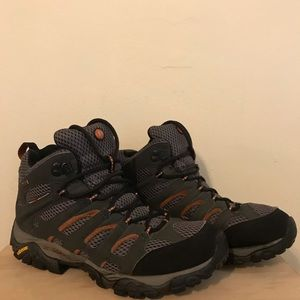 Merrell Moab Mid Gore-Tex Hiking Boots